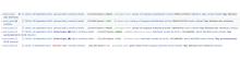 Screenshot 2021-09-30 at 15-45-26 Revision history of Douglas Adams (Q42) - Wikidata.png (263×1 px, 135 KB)