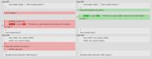 MediaWiki mild theme - diff-1 - Timeless skin.png (542×1 px, 55 KB)