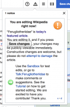 T156407 edit notices_fixed Editing Ferugliotheriidae - Wikipedia 2017-01-26.png (1×692 px, 202 KB)