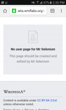 Cannot edit Mr Selenium when logged out of user account.png (800×480 px, 47 KB)