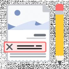 Topic-Fix-typo-64w-rtl@4x.png (256×256 px, 6 KB)