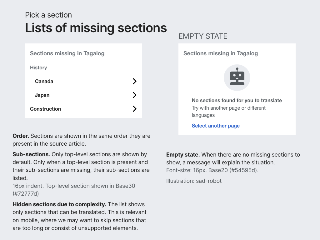 Pick a section - List of sections Considerations.png (768×1 px, 129 KB)