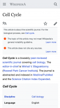 reading-web-staging.wmflabs.org_wiki_Cell_Cycle(iPhone 6_7_8) (2).png (1×750 px, 157 KB)