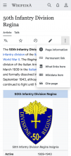 en.m.wikipedia.org_wiki_50th_Infantry_Division_Regina(iPhone X).png (2×1 px, 599 KB)