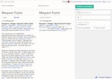 Margaret Taylor, fra nynorsk til bokmål.png (898×1 px, 160 KB)